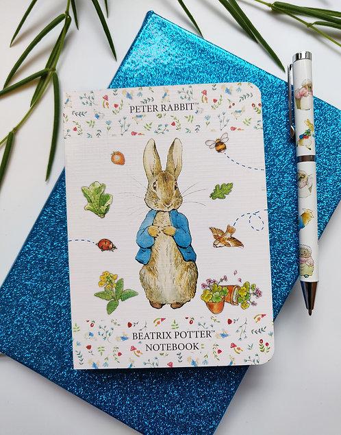 A6 Notebook - Peter Rabbit