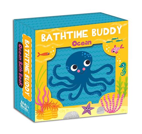 Bathtime Buddy Book - Ocean