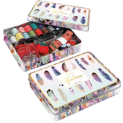 Feathers By Victoria Sewing Kit