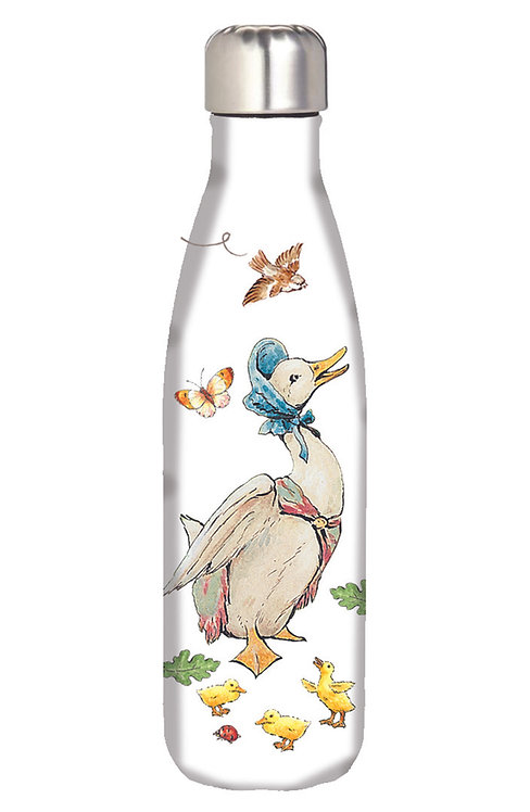 Water Bottle- Peter Rabbit Pin Up Jemima Puddleduck