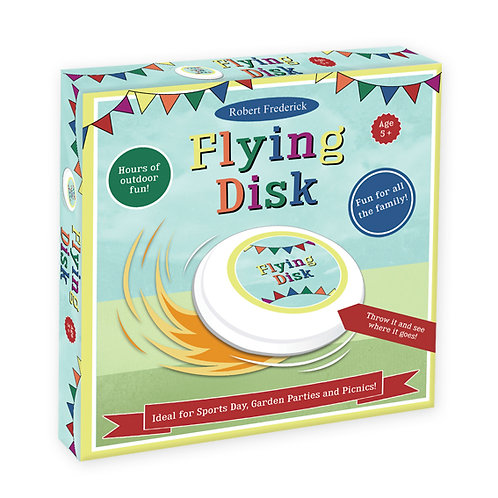 Flying Disk - Fun Day Games