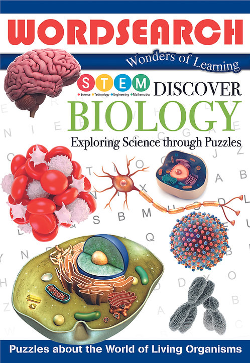 Discover Biology Word Searches