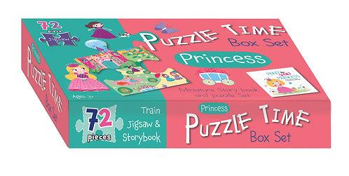 Jigsaw & Book Set - Princess