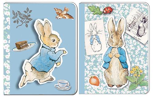A6 Soft Cover Notebook - Peter Rabbit