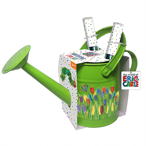 The Very Hungry Caterpillar Watering Can Kit - Eric Carle