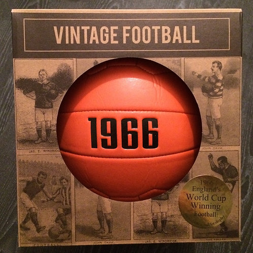 1966Vintage Style Football