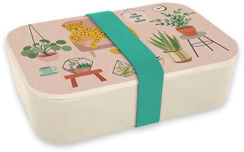 Urban Jungle - Bamboo Lunch Box