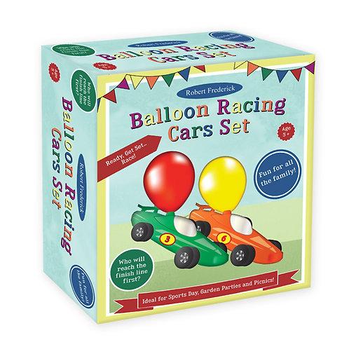 Balloon Racing Cars - Fun Day Games