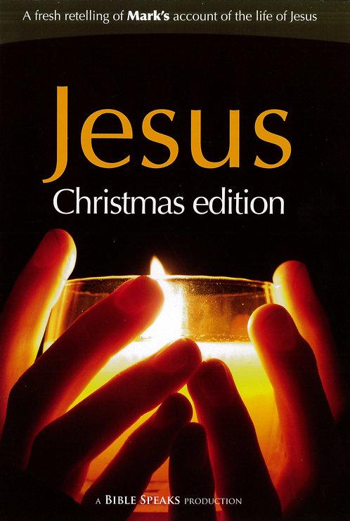 Jesus Christmas Edition - Mark's Gospel - Boxed in 200s