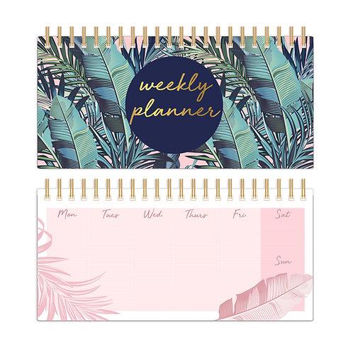 Weekly Planner - Palm Springs