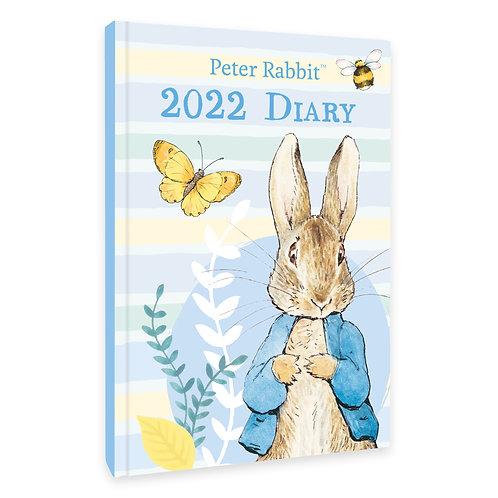 2022 A5 Diary - Beatrix Potter Peter Rabbit