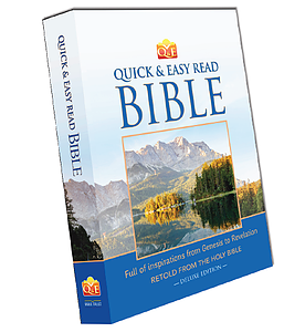 The Quick and Easy Read Bible (DELUXE)
