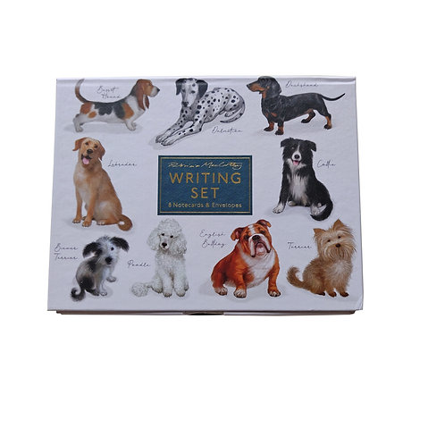 Patricia MacCarthy Dogs Notecard Set
