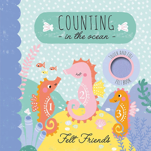 Counting in the Ocean - Felt Friends