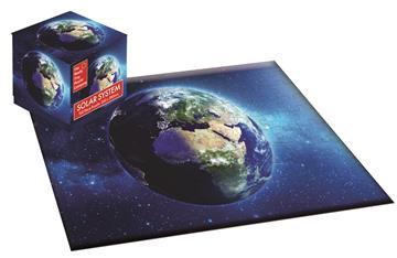 100 Piece Jigsaw - Solar System Earth