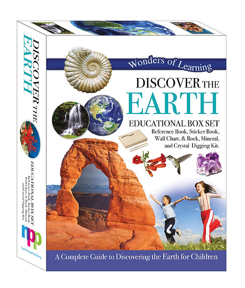 Discover the Earth - Wonders of Learning Box Set