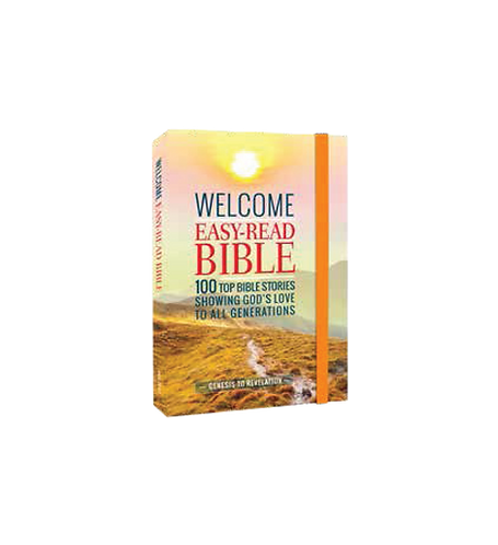 Welcome Easy-Read Bible