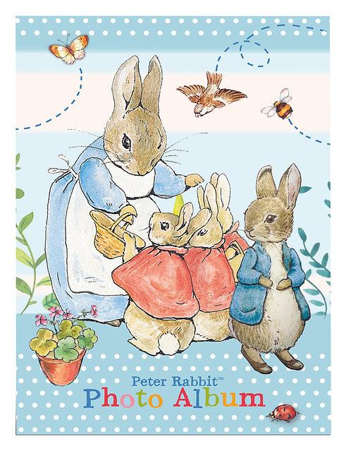 Photo Album - Peter Rabbit (Portrait)