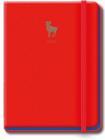 Aries A5 Flexi Zodiac Journal
