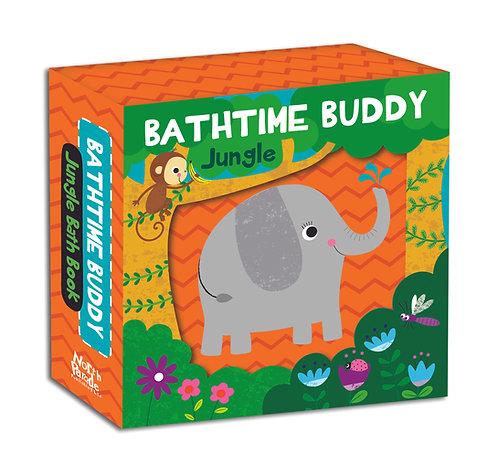 Bathtime Buddy Book - Jungle