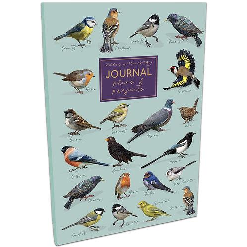 B5 Journal - Patricia MacCarthy Birds