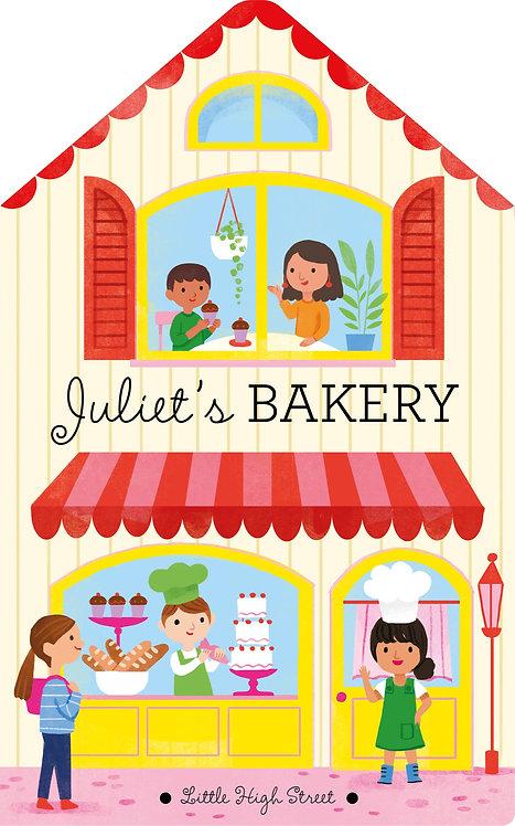 Juliet's Bakery - Little High Street Book
