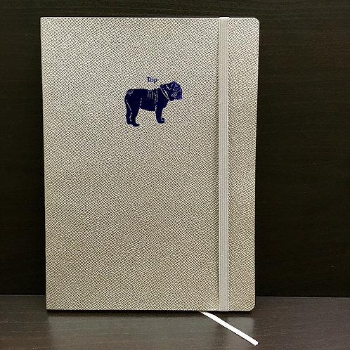 'Top Dog' A5 Flexi Journal
