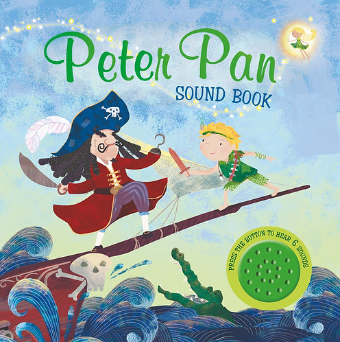 Peter Pan Sound Book