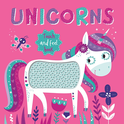 Touch and Feel - Unicorns