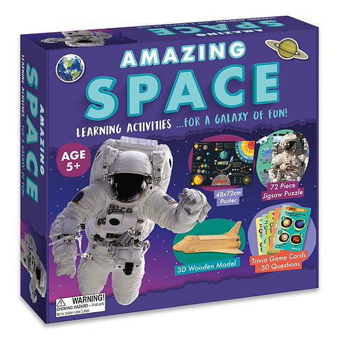 Amazing Activity Box Set - Space