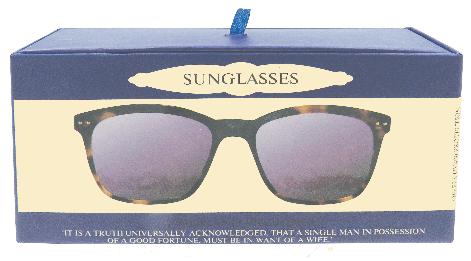 Sunglasses - Pride & Prejudice