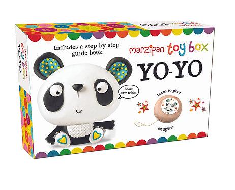 LEARN TO PLAY YO YO - Marzipan