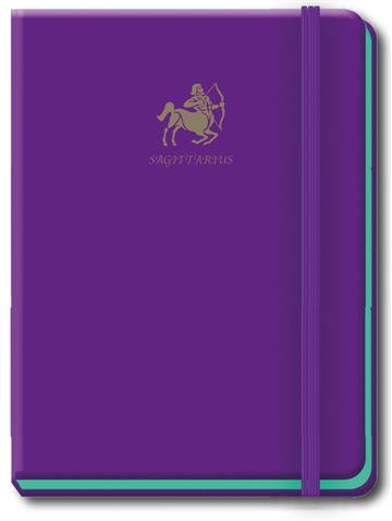 Sagittarius A5 Flexi Zodiac Journal