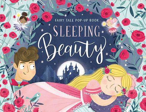 Sleeping Beauty Fairy Tale Pop-Up Book