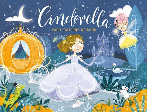 Cinderella Fairy Tale Pop-Up Book