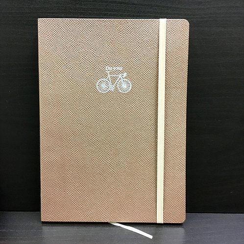'On Your Bike' A5 Flexi Journal