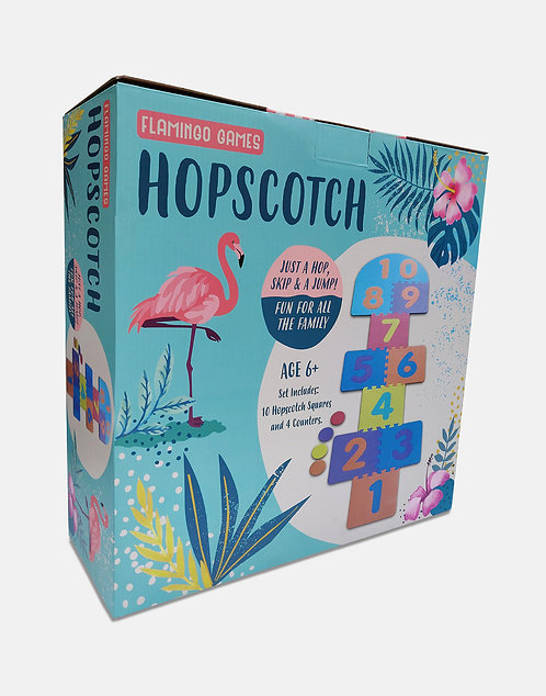 Hopscotch Set - Flamingo Games