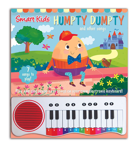 Piano Book - Humpty Dumpty