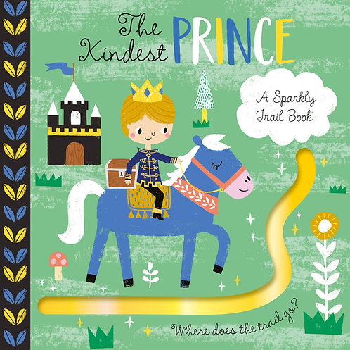 A Sparkly Trail - The Kindest Prince