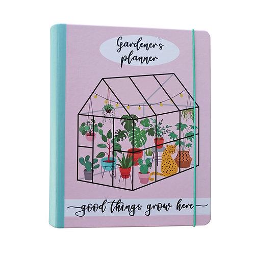 Gardener's Planner - Urban Jungle