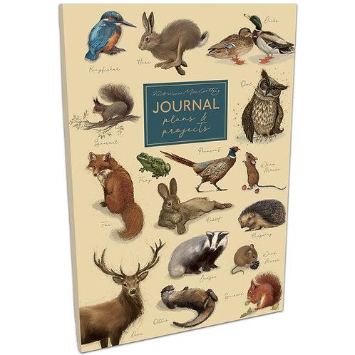 B5 Journal - Patricia MacCarthy Wildlife
