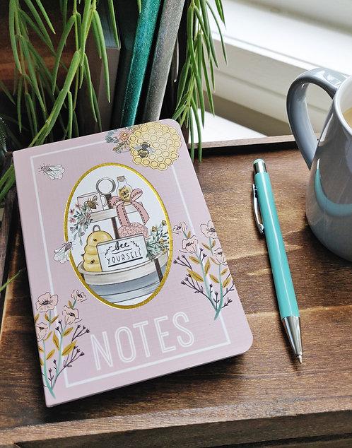 A6 Notebook - Beekeeper