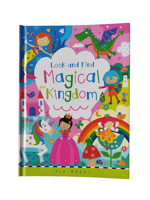 Look and Find Magical Kingdom