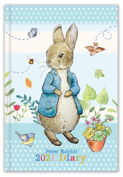 2021 Peter Rabbit A5 Diary