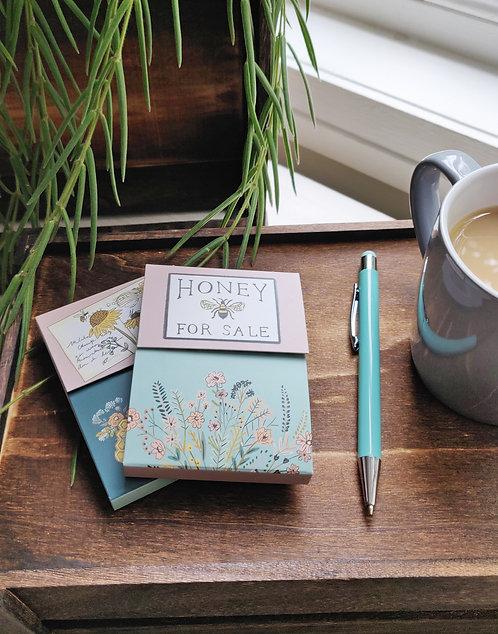 Mini Notepads - Beekeeper
