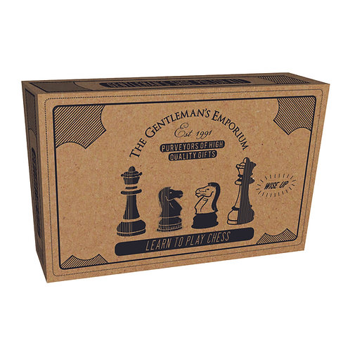 Learn To Play Chess - Gentleman's Emporium