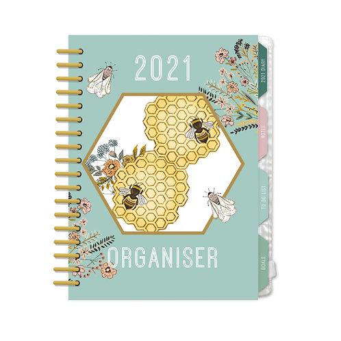 2021 Beekeeper Organiser Diary