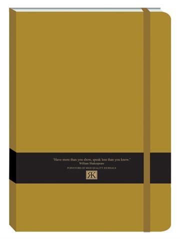 RK Journal - Gold