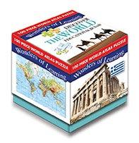 100 Piece World Jigsaw