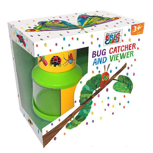 The Very Hungry Caterpillar Bug Catcher and Viewer - Eric Carle
